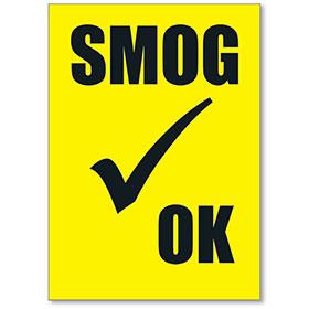 Smog Stickers