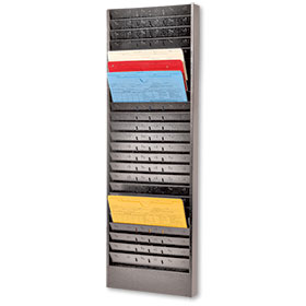 24-Pocket Repair Order Rack