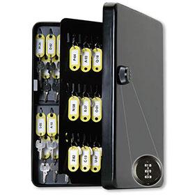 Combination Key Cabinet - 48 Hook