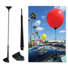 2-Piece Staff for Reusable Balloons