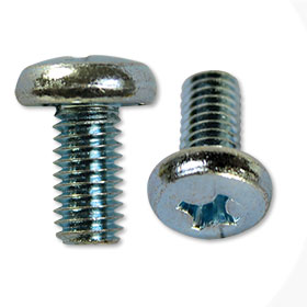 License Plate Medium Metric Bolts