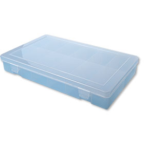 12-Compartment Screw Box