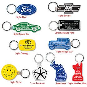Soft Key Tag Styles