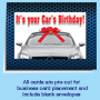 Your Car's Birthday-Greeting Card