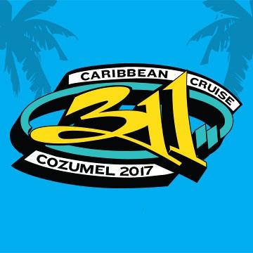 311 Caribbean Cruise 2017