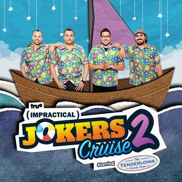 Impractical Jokers Cruise 2