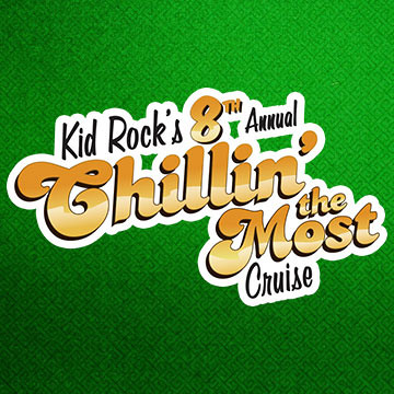Kid Rock's Chillin' the Most Cruise 2017