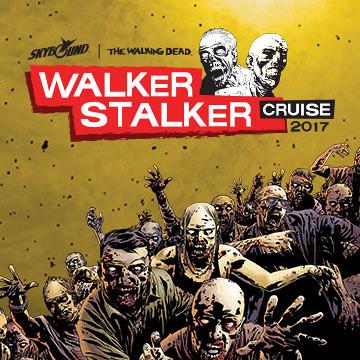 Walker Stalker Cruise 2017