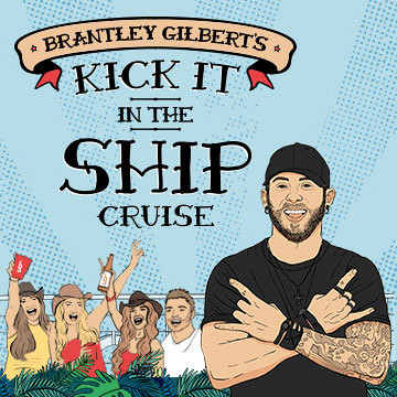 Brantley Gilbert Cruise