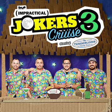 Impractical Jokers Cruise 3
