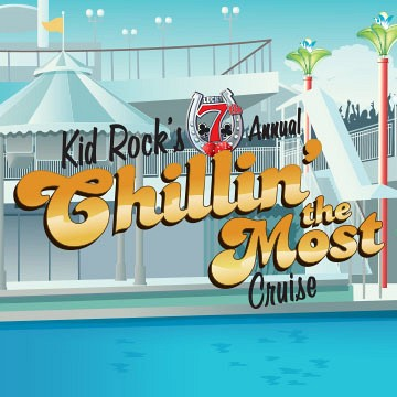 Kid Rock's Chillin' the Most Cruise 2016