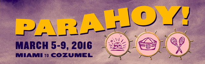PARAHOY! 2016