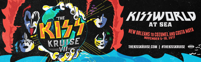 The KISS Kruise VII