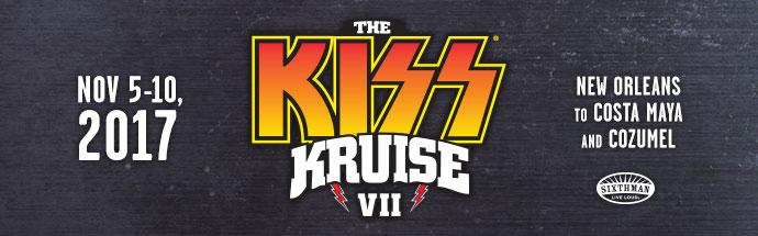 The KISS Kruise VII