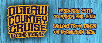 Outlaw Country Cruise 2017