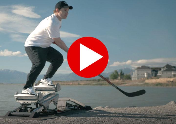 Summer Hockey Training