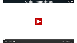 Audio Pronunciation