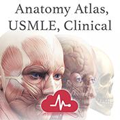 Netters Anatomy Atlas, USMLE, Clinical