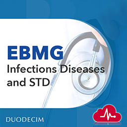 Evidence Based Medicine Guidelines - Infectious Diseases and STD