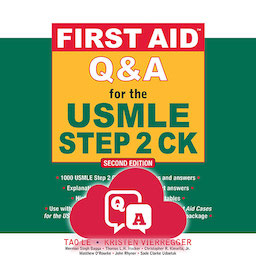 USMLE Step 2 CK with First Aid Q&A for the USMLE Step 2 CK