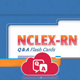 NCLEX-RN Q & A FLASH CARDS