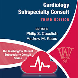 The Washington Manual - Cardiology Subspecialty Consult