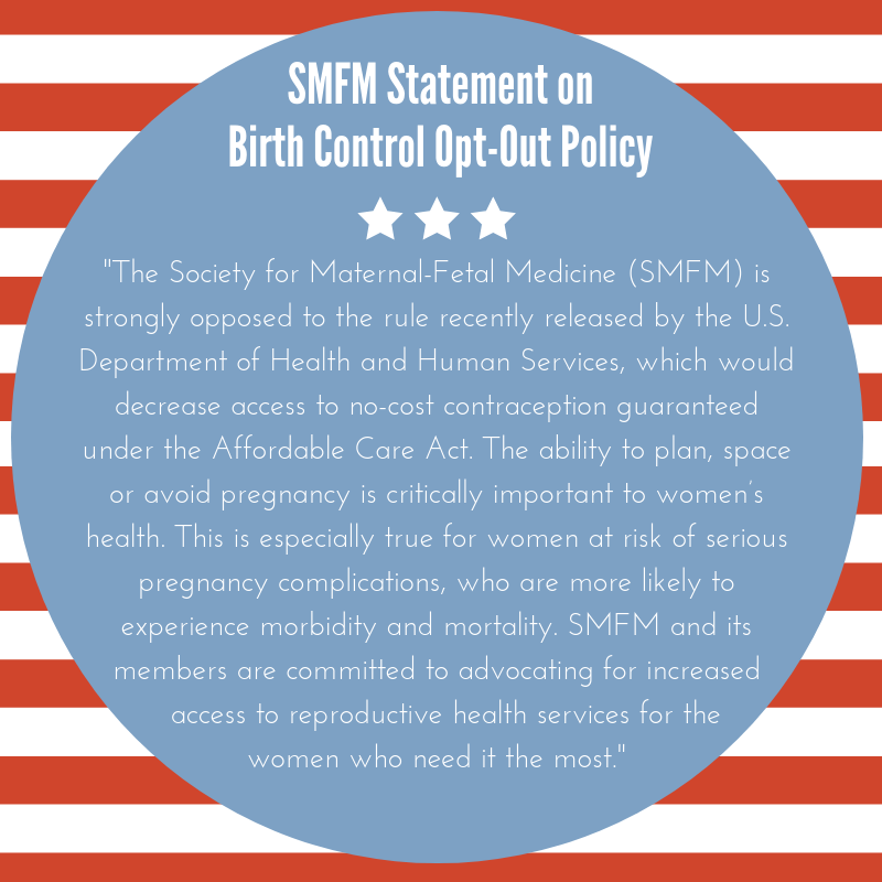 The Society for Maternal-Fetal Medicine | SMFM org - The