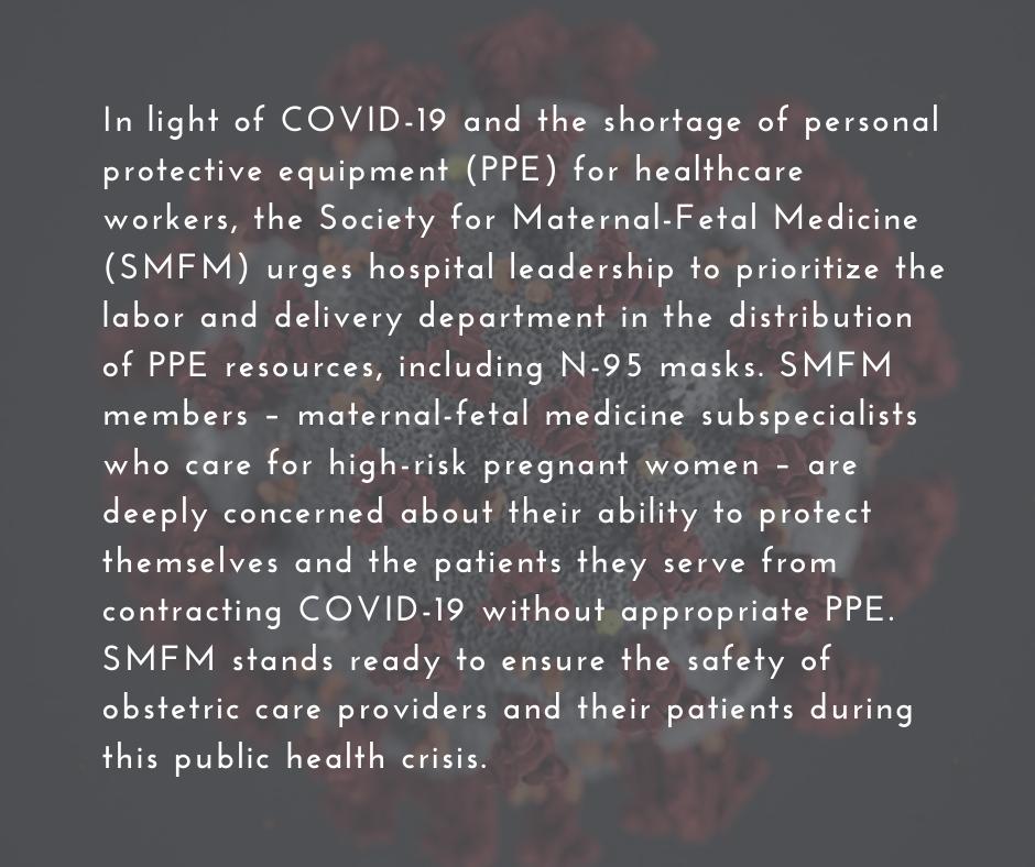 Novel Coronavirus 2019 Covid 19 Acog