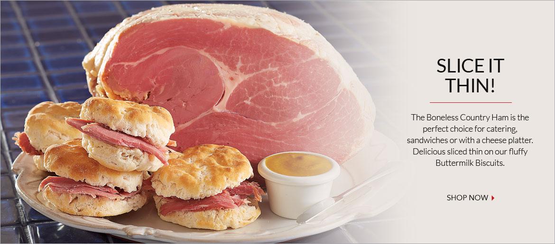 Boneless Country Ham