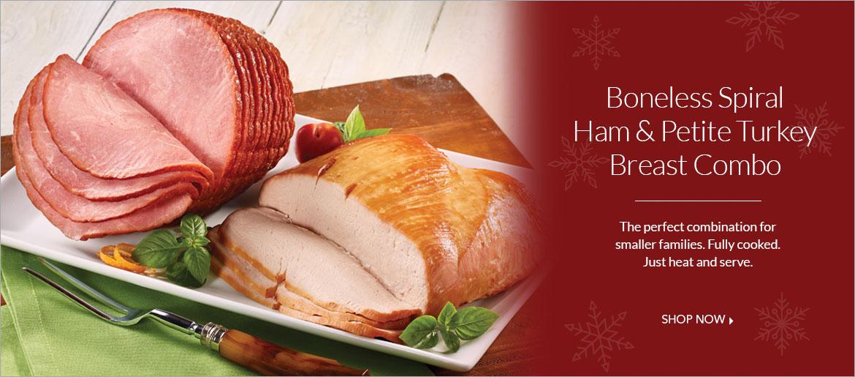 Ham and Turkey Combo