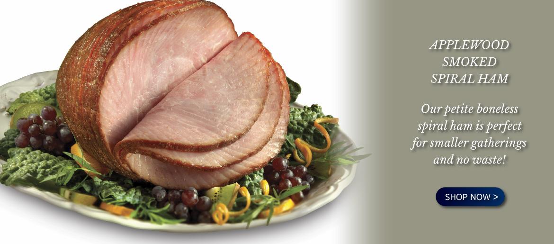 Spiral Sliced Boneless Ham