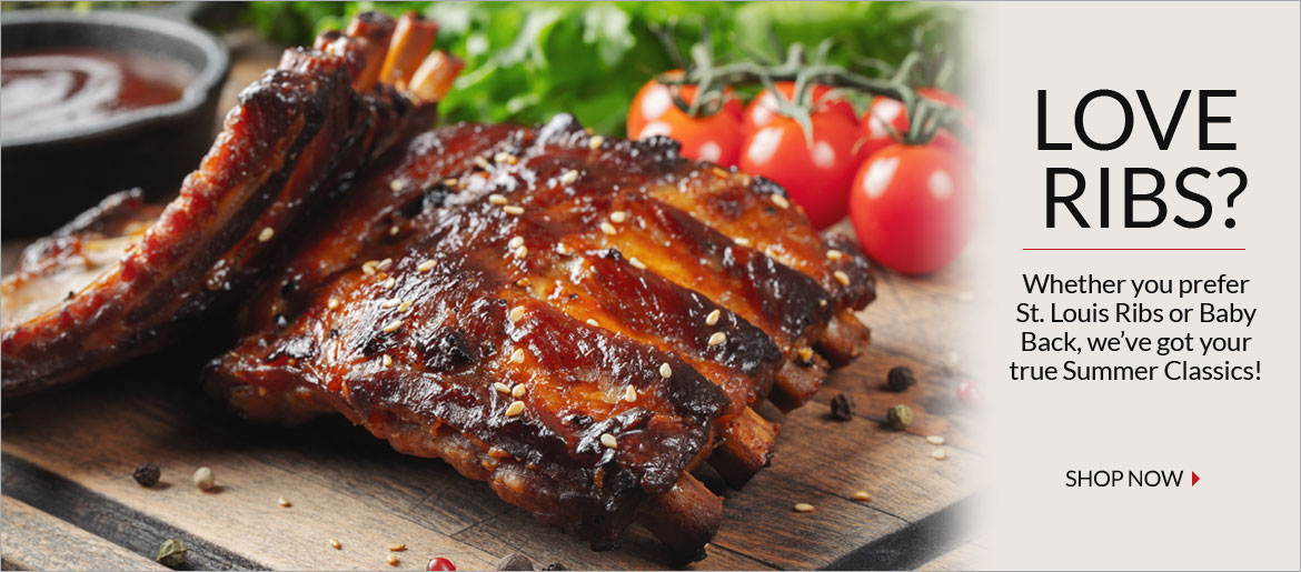 Ribs in Grilling Category - Smithfield Marketplace