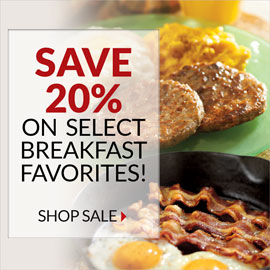 Breakfast Sale - Smithfield Marketplace