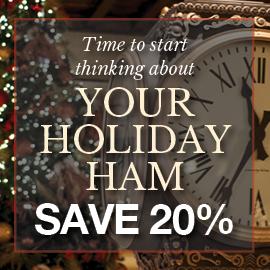Holiday Spiral Hams - Smithfield Marketplace