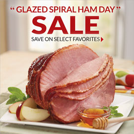 Spiral Ham Day Foods - Smithfield Marketplace