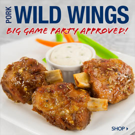 Wild Wings - Smithfield Marketplace