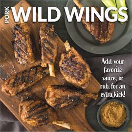Pork Wild Wings - Smithfield Marketplace