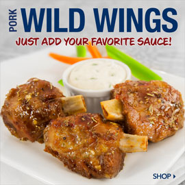 Pork Wild Wings - Smithfield Marketplace
