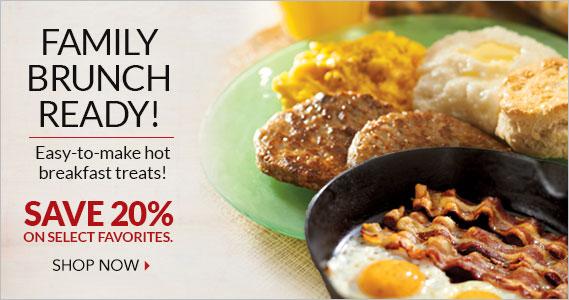 Breakfast Sale - Smithfield Marketplace
