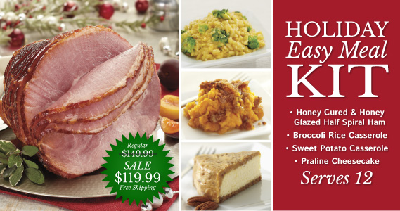 Holiday Easy Meal Kit - Smithfield Marketplace