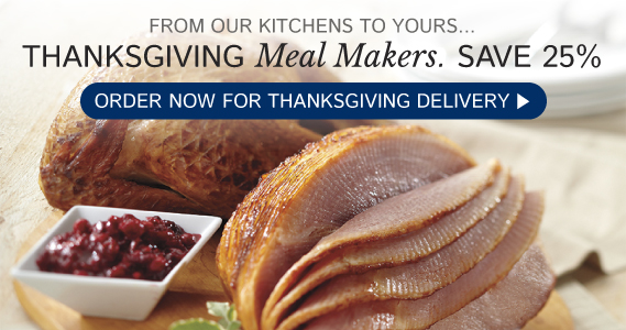 Thanksgiving Meal Makers Sale - Smithfield Marketplace