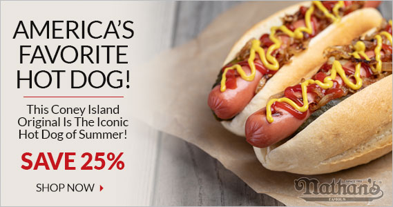 Nathan's Hot Dogs - Smithfield Marketplace