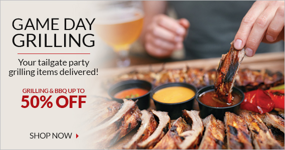 Grilling Items Sale Up To 50% Off - Smithfield Marketplace