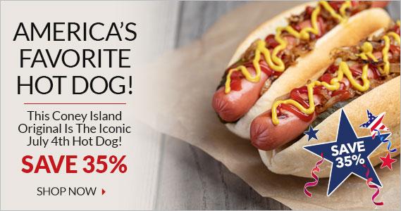 Hot Dogs - Smithfield Marketplace