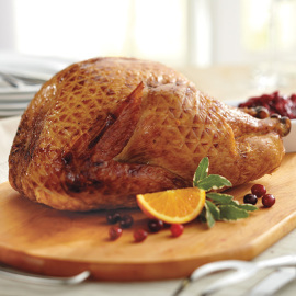 Naturally Smoked Whole Smoked Turkey - Smithfield Marketplace