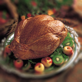 Naturally Smoked Whole Turkey - Smithfield Marketplace