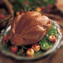 Naturally Smoked Whole Turkey - Smithfield Marketplace