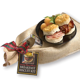 Ham & Bacon Breakfast Biscuit Kit