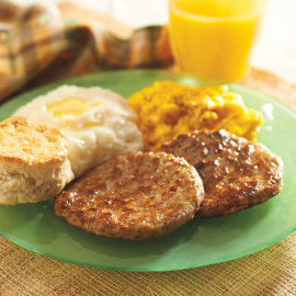 Restaurant Style Sausage Patties - Smithfield Marketplace
