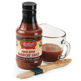 James River BBQ Sauce 6/18 oz